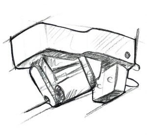 Sumiko Moving Coil Phono Cartridges Sketch