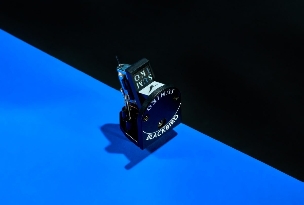 Sumiko Blackbird High-Output Moving Coil Cartridge On Display
