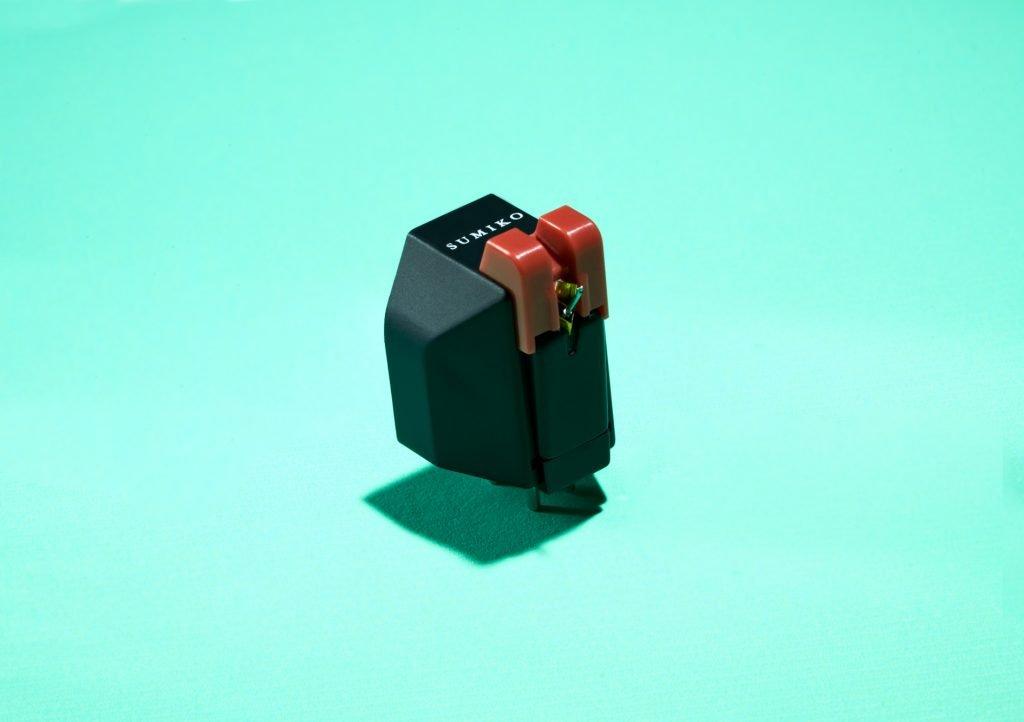Sumiko Moonstone High-Fidelity Moving Magnet Phono Cartridge w/ Low-Mass Elliptical Stylus & 3.0mV Output — Depth & Richness