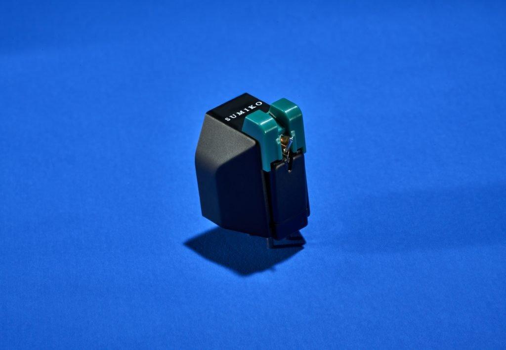 Sumiko Olympia High-Fidelity Moving Magnet Phono Cartridge w/ Low-Mass Elliptical Stylus — Interchangeable w/ Moonstone