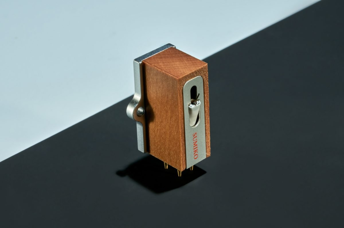 Sumiko Pearwood Celebration II Reference Moving Coil Phono Cartridge w/ Low-Mass Line-Contact Stylus — Ogura Jewel Co. P9