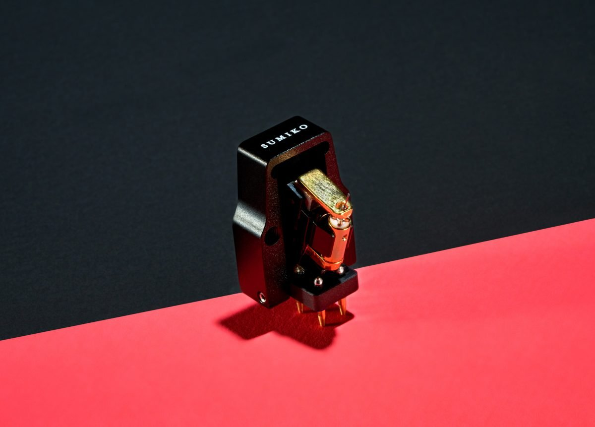 Sumiko Starling Reference Low-Output Moving Coil Phono Cartridge w/ Low-Mass Nude Mircoridge Stylus & Boron Cantilever