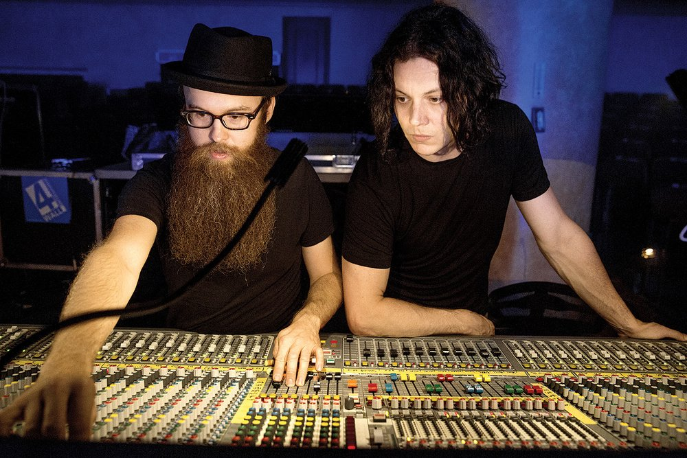 jack white analog studio